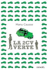 la 2CV verte